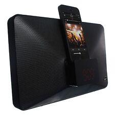 KitSound Fresh Lightning Speaker Dock Docking Station for iPhone 6  Black N
