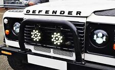1 x Land Rover Defender LED Spot Lamp 51W - 3750 Lumen & Mounting Bracket