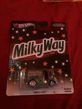 Hot Wheels 2013 Pop Culture BREAD BOX Milky Way