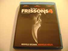 Scream 4 / Frissons 4 (Blu-ray) Wes Craven / David Arquette, Neve Campbell
