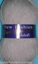 Fashion DK Yarn by WOOLCRAFT - 2 X 100g in Grey