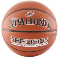 Eco-Grip Precision Basketball Size 7 Indoor Spalding Basketball