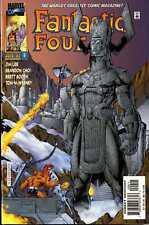 Fantastic Four #9 Heroes Reborn Marvel Comics