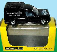 SOLIDO   Pub   Renault Express.1990  Livraison dans le Monde entier