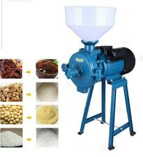 Electric 2200W Wet & Dry Electric Feed Flour Mill