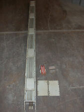 GENERAL ELECTRIC GE AC AC3P3A4S 400 AMP 600V ARMOR CLAD BUS BUSWAY ALUMINUM 10FT