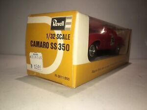Revell 1/32 Scale 1968 Camarillo SS 350 Slot Car. In Original Box.