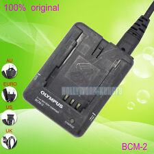Genuine Original Olympus BCM-2 PS-BLM1 Battery Charger for E-300 E-330 E-3 E-500