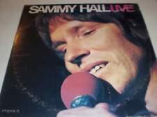 SAMMY HALL - IMPACT 1976  - DOPPIO VINILE 33 GIRI