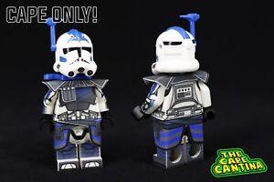 for LEGO Star Wars Minifigure 501st Arc Trooper Fives Cloth Cape  Clone Wars Lot