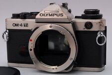 **EXcellent++** Olympus OM-4TI 35mm SLR Film Camera Body Only