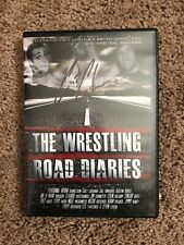The Wrestling Road Diaries 2009 Autographed By Colt Cabana Pro Wrestling Wwe Wwf