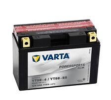 Varta Powersports AGM yt9b-4 yt9b-bs Batería de la Motocicleta 8ah 509902008