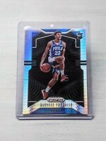 2019 Matisse Thybulle Hyper Silver Prizm Rookie RC #290