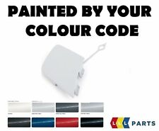 BMW E84 FRONT BUMPER TOW HOOK EYE COVER CAP PAINTED BY YOUR COLOUR CODE