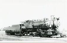 5H644 RPPC 1940/50s? TEXAS & PACIFIC RAILROAD TRAIN ENGINE #486