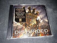 DISTURBED cd THE VENGEFUL ONE 4 tracks  free US shipping