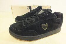 Etnies Response G2 Black Suede Leather Skateboarding Shoes US 8 EU 41 NEW LOOK
