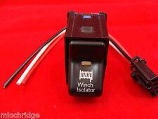 25Jeep TJ Wrangler Winch Isolator Rocker Switch Lifetime Warranty