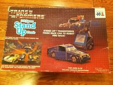 Transformers G1 3D Jigsaw Stand Up Puzzle Bluestreak Autobots 100% Complete