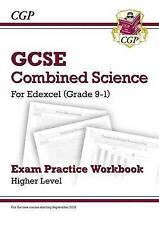 CGP New GCSE Combined Science Edexcel Grade 9-1 Exam Practice Workbook Higher