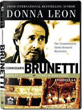 Commissario Guido Brunetti Mysteries: Ep 5 & 6, DVD, V/G