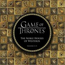 Game of Thrones: the Noble Houses of Westeros (2015, Hardcover)