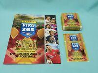 Panini Fifa 365 2020 Sticker Sammelalbum +  25 Tüten / 125 Sticker Album