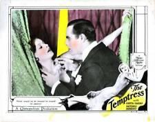 OLD MOVIE PHOTO The Temptress Us Lobby Card Greta Garbo Antonio Moreno 1926