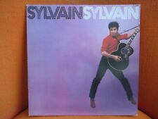 VINYL 33T – SYLVAIN SYLVAIN – NM ! - 1979 ROCK NEW WAVE NEW YORK DOLLS PUNK