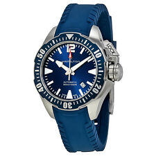 Hamilton Khaki Navy Frogman Automatic Blue Dial Mens Watch H77705345