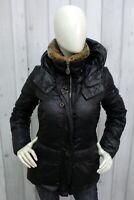 PEUTEREY Donna Taglia S Giubbotto 42 Storm Jacket Invernale Giubbino Pelliccia
