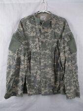 ACU Shirt/Coat Large Regular USGI Digital Camo Cotton/Nylon Ripstop Army Combat