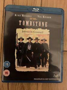 Tombstone Blu Ray