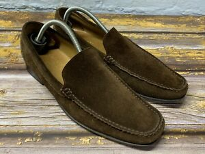 Charles Tyrwhitt Shoes 8 Suede Moccasins