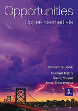 Opportunities Upper Intermediate Global Students Book: Upper-Intermediate Studen