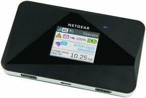 NETGEAR AC785-100EUS AirCard Mobile Hotspot Wireless 3G/4G LTE GSM Modem Router