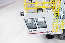 TWH TM0221020 Bucyrus 49HR weiß Minenbohrgerät 1:50