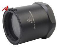 Tactical Flashlight Head Bezel for Surefire 6P 9P G2 G3 C2 C3 Z2 M2 Torch Light