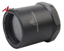 Tactical Flashlight Head bezel for SpiderFire X03 SolarForce L2 G&P T-6 T-9 Lamp