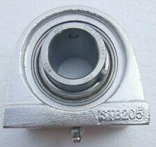 Premium Stainless 1 Salt Spreader Bearing Sucspa205 16r3 Zb Zerk Bottom 3lipsea