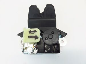 2009-2012 Hyundai Genesis Coupe Trunk Lid Lock Latch Release Switch Lever Rear