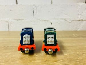 Sidney & Paxton - Thomas & Friends Take n Play Take Along Diecast Trains