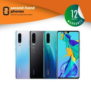 Huawei P30 ELE-L09 2019 - 128GB 64GB - All Colours - UNLOCKED