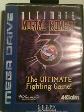 Ultimate mortal kombat 3 - Pal - megadrive