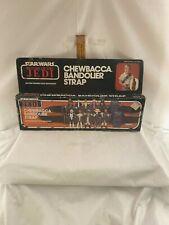 Chewbacca Bandolier Strap, Star Wars Return of the Jedi