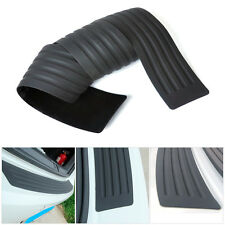 Rear Rubber Bumper Protector Sill Pad Guard For VW Benz Audi BMW Ford Focus Jeep