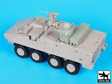 Black Dog 1/35 US M1126 Stryker (ICV) WIN-T Increment 2 Set (Trumpeter) T35147