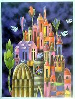 Jerusalem Israel Art Prints Original Judaica Arts Art Old City