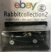 "DIE CAST "" 540 K SPECIAL ROADSTER - 1936 "" MERCEDES COLLECTION SCALA 1/43 (20)"